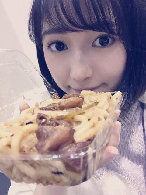 【AKB48】まゆゆが握手会の屋台メニュー「ホルモン焼きうどん」を宣伝!【渡辺麻友】