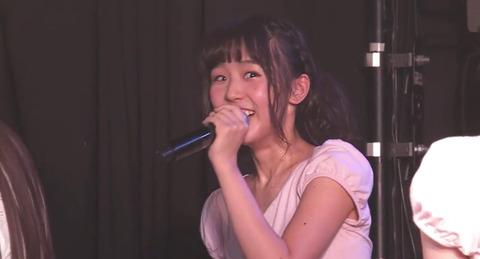 【AKB48】倉持明日香卒業後のチームBキャプテンに内山奈月を指名www