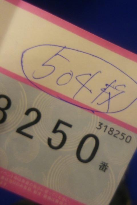 【AKB48】全握で総監督にまとめ出し504枚【横山由依】