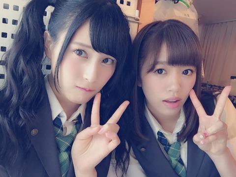 【AKB48】田北香世子と飯野雅、どっちを嫁にしたい?