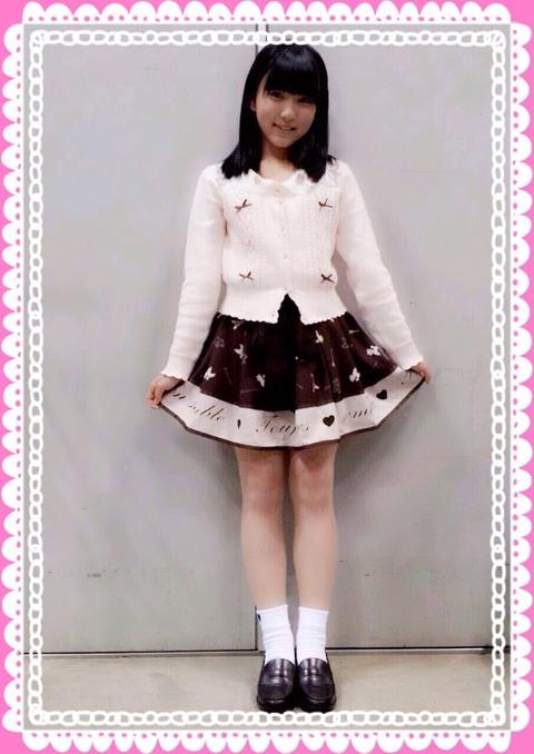 【HKT48】矢吹奈子ちゃん、太ヲタに脅されぐぐたす更新