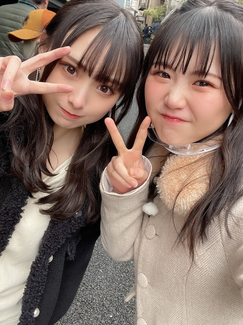 【TOKYO MX】「NMB48の東京日帰りてっぺんランチ」のロケが行われた模様【3/25放送】