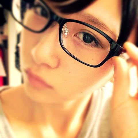 【AKB48G】そういえばメガネキャラっていないな