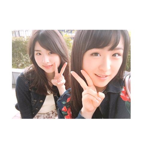 【AKB48】さっほーとさやや、お前らはどっち派?【岩立沙穂・川本紗矢】