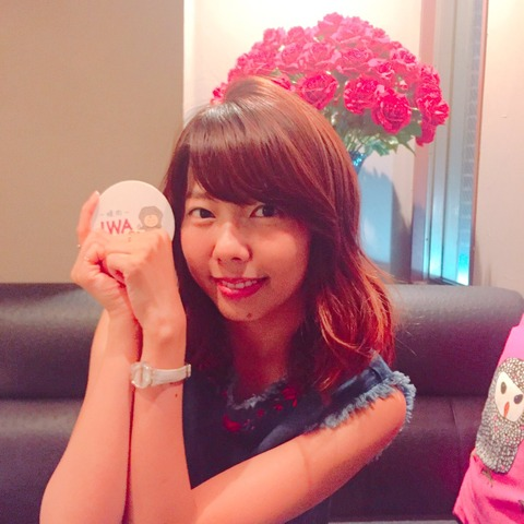 【AKB48】あの可愛いメンバーがIWAで寂しく1人焼肉