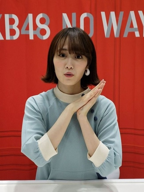 【NGT48】西潟茉莉奈が山口真帆の卒業公演に出演しなかった理由
