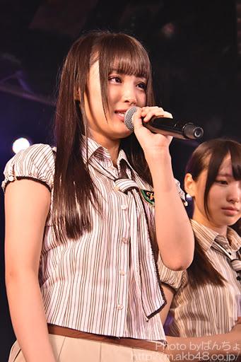 【AKB48】野村奈央が劇場公演にて卒業発表、卒業後も芸能活動を続ける模様