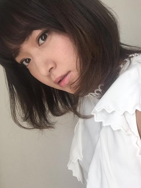 【IWA】髪形変えた内田眞由美がめっちゃ可愛くなってるwww