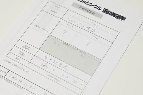 【AKB48】小嶋陽菜「私とにゃんにゃん仮面は関係ないです。なんのことかわからない(笑)」