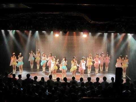 【NMB48】劇場公演が500円!夏休み学生キャンペーンスタート【7月27日~8月31日】