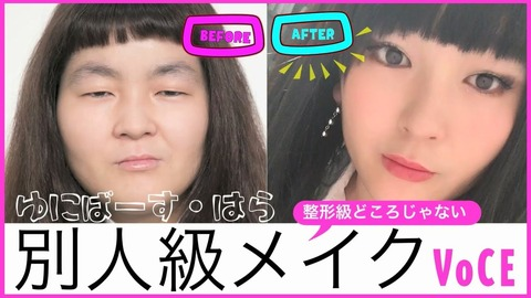 【AKB48G】やってるなおじさん「こいつ目頭やってるな」「鼻やってるな」「豊胸やってるな」←こいつなんなの?