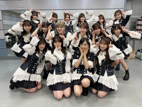 【AKB48】単独シングル出さない理由①ミリオン割れる ②MV撮影する予算がない ③キングレコードから契約解除秒読み どれ?