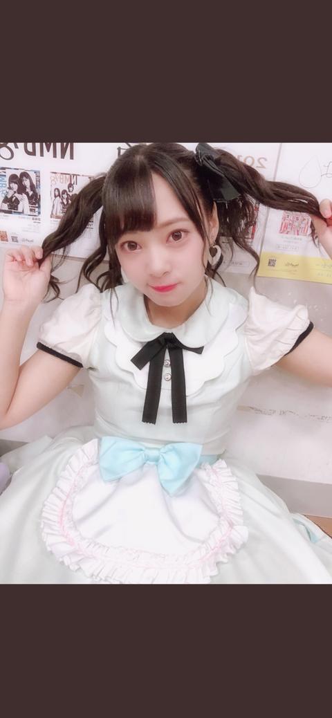 【朗報】NMB48山田寿々、垢抜けてめちゃくちゃ可愛くなる【画像あり】