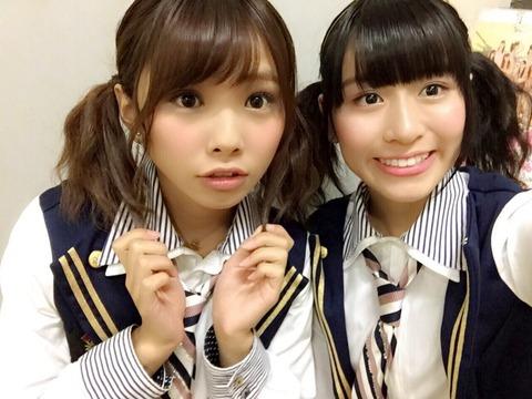 【NMB48】お前ら磯佳奈江と内木志、どっち派?