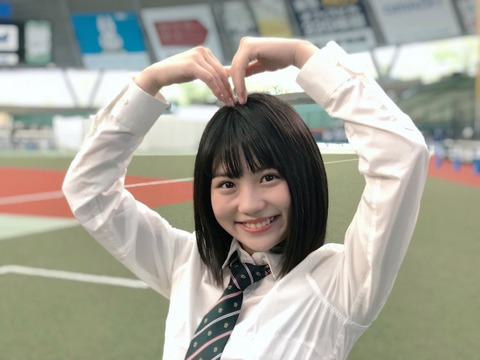 【SKE48】期待の新センター小畑優奈は総選挙でどこまで票を伸ばすことができるのか?