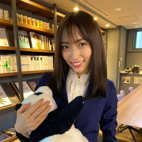 【STU48】瀧野由美子「まほほんさんだ。美人さんだなぁ。カワイイなぁ」