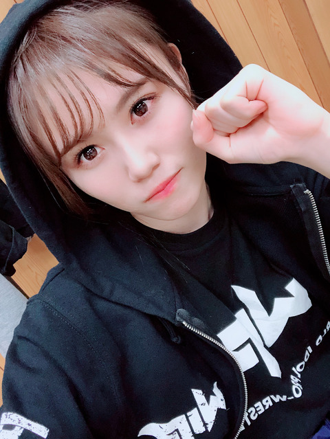 【AKB48】込山榛香「【努力は必ず報われる】とプロレスをしてる時に1番感じる」
