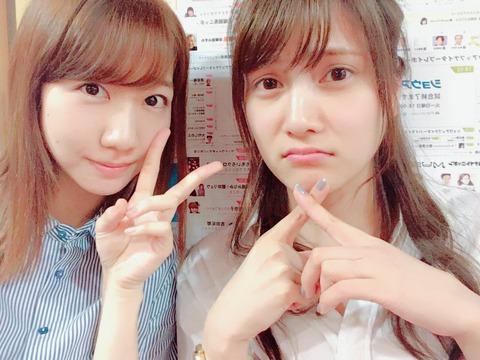 【AKB48】柏木由紀が入山杏奈を公開処刑www