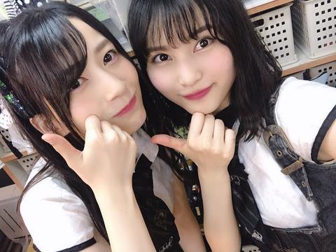 【朗報】せいちゃんのお●ぱいがついに膨らむ!【AKB48・福岡聖菜】