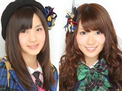 【朗報】菊地あやかと岩田華怜AKB48残留