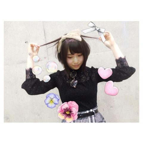 【AKB48】高橋朱里はゆかるんと違って自由にTwitterを始められるらしい