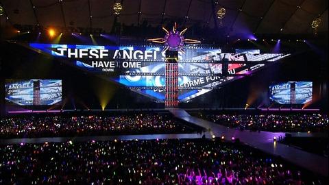 【悲報】AKB48の動員力がSKE48に抜かれる
