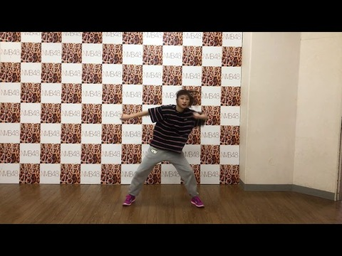 【AKB48G】緊急ダンスオーディション、NMB48の日下このみが強すぎる!!!