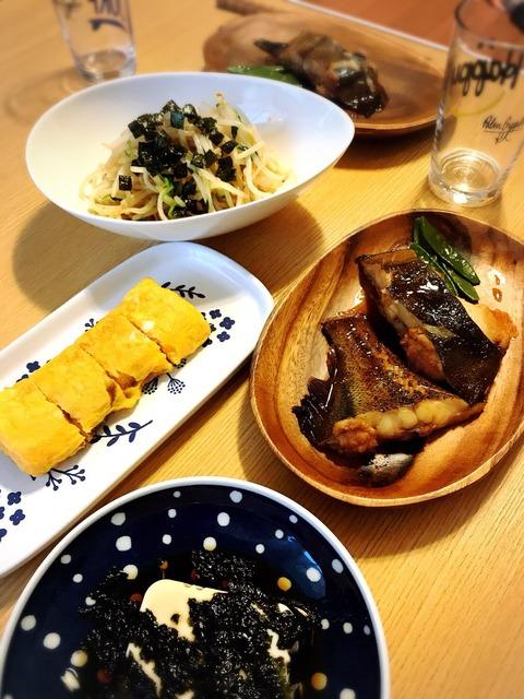 【HKT48】松岡はなちゃんのお母さんが作ったご飯が美味しそう!