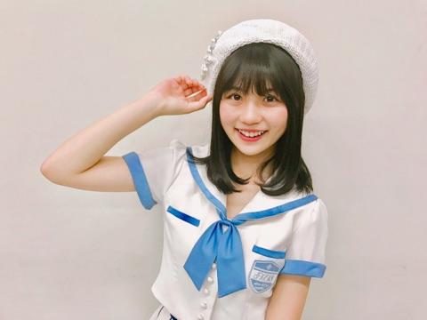 【SKE48】小畑優奈「私、シンプルなオムライスが一番好きなんです。ケチャップだけ!」