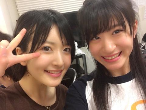 【NMB48】須藤凜々花「海外留学していた友達からお土産にガーターベルト貰ったので総選挙ポスターで使いたい」