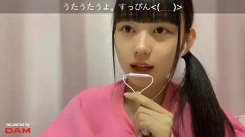 【AKB48】大盛真歩が6時間ほぼぶっ通しでカラオケ配信