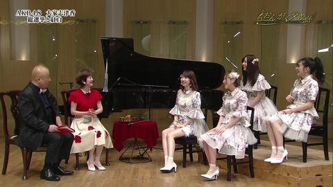 【AKB48】BS小朝のおんがく交差点に出た歌唱選抜が意外に良かった【柏木由紀・岡田奈々・大家志津香・竹内美宥】
