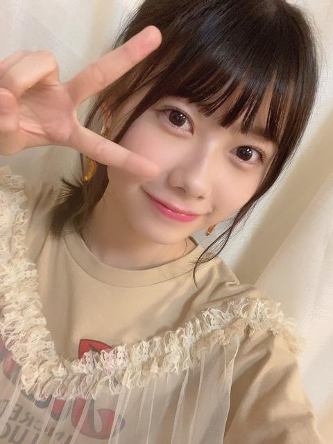 【悲報】AKB48千葉恵里、不人気メンバーと組ませられる・・・