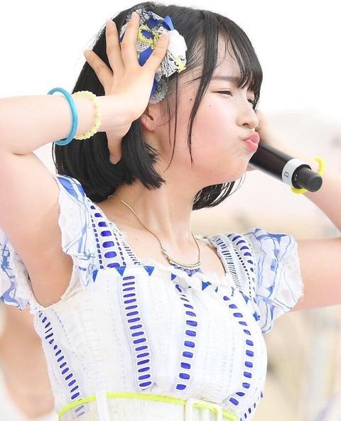 【AKB48】矢作萌夏って顔可愛くてお●ぱい大きくて握手対応良くてパフォーマンス良いだけが取り柄なのになんで人気なの?