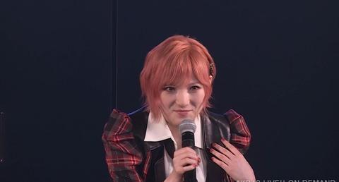 【悲報】AKB48岡田奈々さん、叩かれすぎて黒髪に戻す