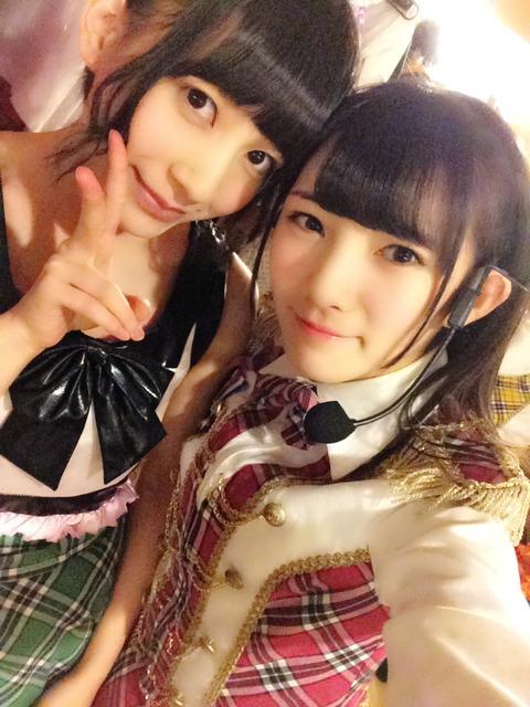 【AKB48】岡田奈々が髪を染めたいらしい