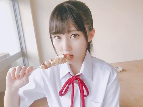 【HKT48】みくりんが肉棒を頬張る(*´Д`)ハァハァ【田中美久】
