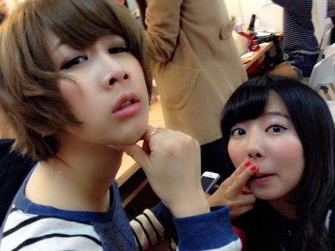 【朗報】42ndフォトセッションで大家志津香と中村麻里子が残部極小!!!遂に人気メンバーにwww