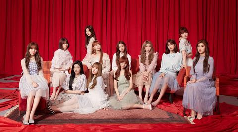 【IZ*ONE】韓国人メンバーで1番可愛いのは誰?