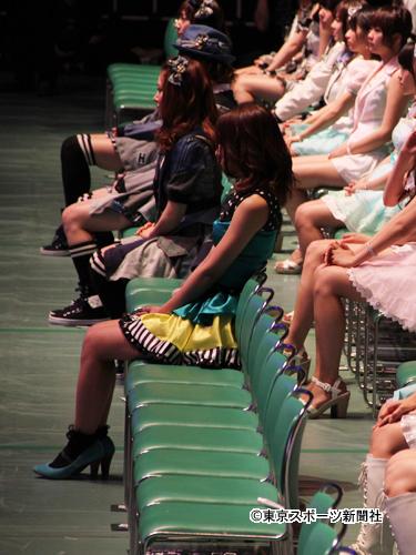【AKB48総選挙】1つのチームが全員ランクインってやっぱり難しい?