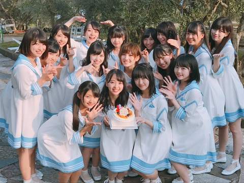 【STU48】瀧野由美子、岩田陽菜以外でかわいいメンバーって誰?