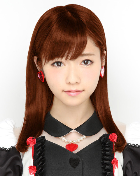 【AKB48】ぱるるに似合いそうな髪色を考えてあげるスレ【島崎遥香】