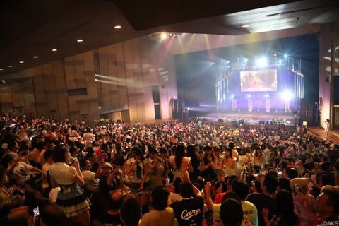 【AKB48G】総選挙圏外コンサートの撮影タイムがカオスwwwwww