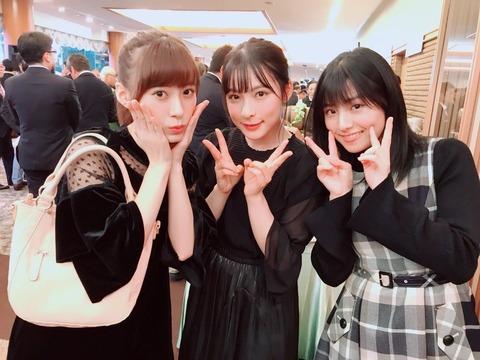 【画像】SKE48後藤楽々がモー娘を公開処刑www