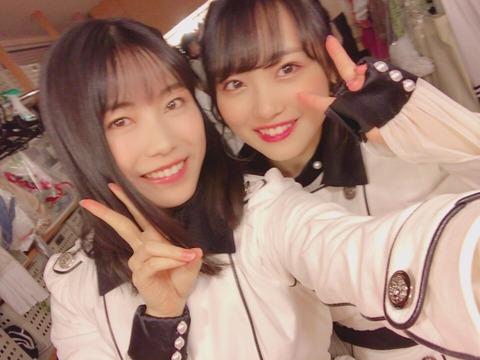 【AKB48】横山由依「ゲンソージキソーの二人体制でやってたけど運営から早く新体制にしろと言われた」