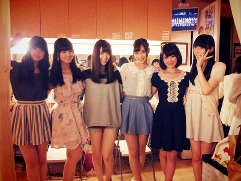 【AKB48】春の人事異動のせいで中堅ベテラン非選抜が大量卒業してしまうのでは