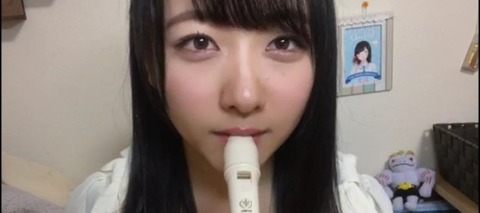 【STU48】石田千穂ちゃんのモバメを登録してみた結果www