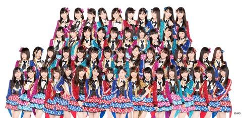 【HKT48】10thシングルセンターは松岡はな!!!!!!