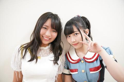 【HKT48】田中美久ちゃんと大原優乃ちゃんをプライベートの海で見かけたらどうする?