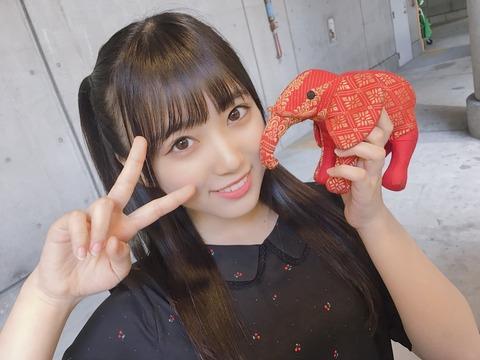 【HKT48】矢吹奈子「ずっと夢である総選挙で選抜に入ること。とても難しいことなのもわかります。」